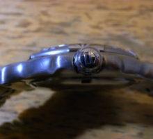 TAG HEUER タグホイヤー クロノメーターダイバー 腕時計修