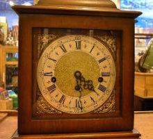 TEMPORAウエストミンスターチャイム置時計修理