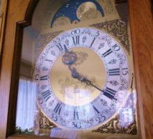 URGOS ウルゴス ホールクロック 大型置き時計修理