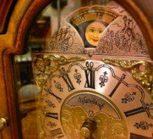WUBA Warmink オランダワルミンク置き時計修理