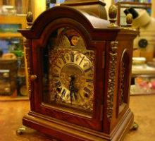 WUBA(Warmink)オランダワルミンク置時計修理