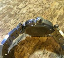 Cartier カルティエ パシャC オートマチック 腕時計修理