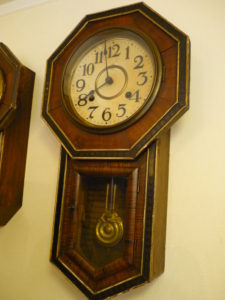 MEIJI メイジ時計 掛時計修理