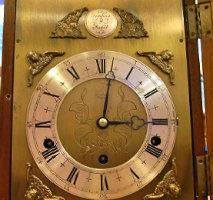 ElliottLeonardJonesCirencesterイギリスエリオット社置時計修理