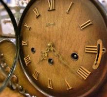 HERMLEヘルムレウエストミンスターチャイム式置時計修理