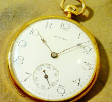 Howardハワード懐中時計修理