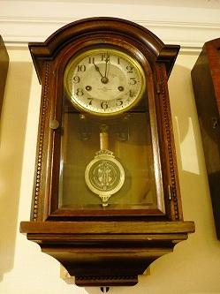 昭和初期 精工舎座敷時計「コロンボ」