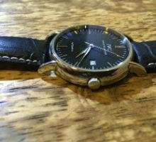 IWC ポートフィノ 自動巻腕時計のオーバーホール