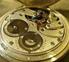 ロンジン懐中時計