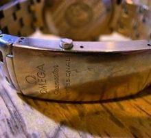 OMEGASEAMASTERオメガシーマスタープロフェッショナルダイバーズ腕時計修理
