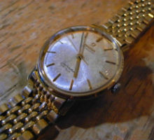 OMEGAオメガシーマスターデビル自動巻腕時計修理