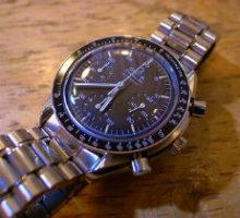 OMEGAオメガスピードマスター自動巻腕時計修理