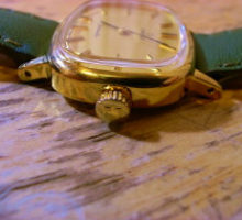 OMEGAオメガシーマスター手巻レディース腕時計修理