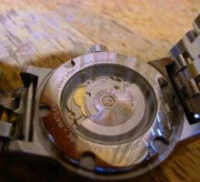 ORISオリス自動巻腕時計修理