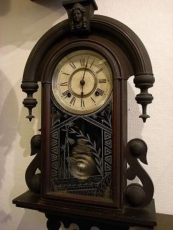 ANSONIA CLOCK アンソニア 掛時計の修理