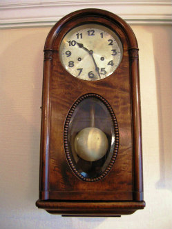 JUNGHANS ユンハンス掛時計の修理