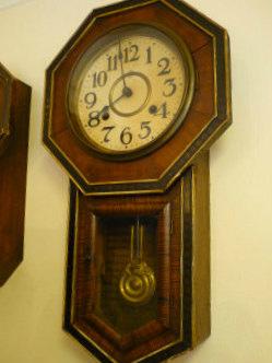 MEIJI メイジ時計 掛け時計の修理