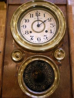 SEIKOSHA 精工舎 四ツ丸 ダルマ掛時計の修理