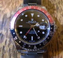 ロレックス GMTマスターⅡ 16710 腕時計 修理