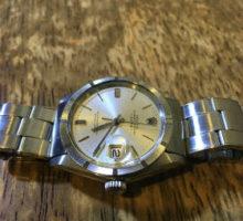 ROLEX ロレックス パーペチュアルデイト1501 腕時計修理