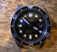 SEIKO セイコーダイバープロフェッショナル300M 腕時計修理