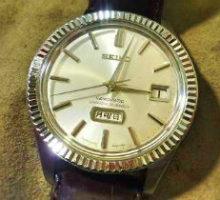 SEIKOMATICセイコーマチック腕時計修理