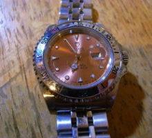 TUDORチュードルミニサブ腕時計修理