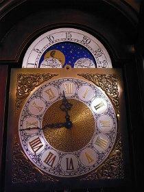 urgosウルゴスホールクロック時計修理